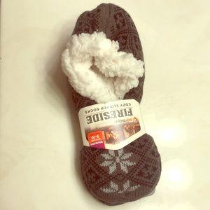 Accessories - BNWT Cozy Slipper Socks